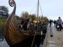 """Biedrību """"Rīgas Kuģis"""" un """"Senās ostas fonds"""" mācību ekskursija """"Rīgas salu tūre"""" ar vikingu kuģi """"Indriķis""""/ Study excursion """"Tour of Riga islands"""" by associations """"Rīgas Kuģis/Riga Ship"""" and """"Senās ostas fonds/Ancient Harbour Fund"""" onboard Viking ship """"Indriķis"""""""